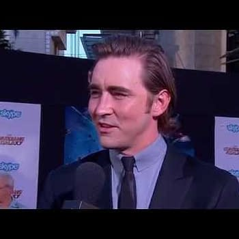 More From The Red Carpet With Lee Pace Karen Gillan Michael Rooker And Glenn Close