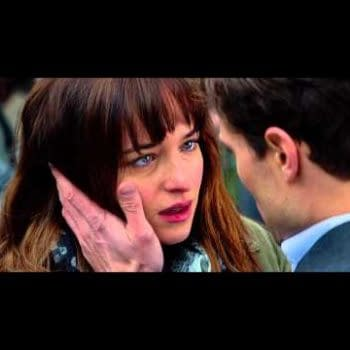First Trailer For Fifty Shades Of Grey