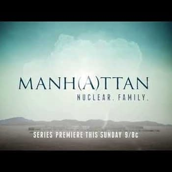 Trailer For New WGN Series Manhattan