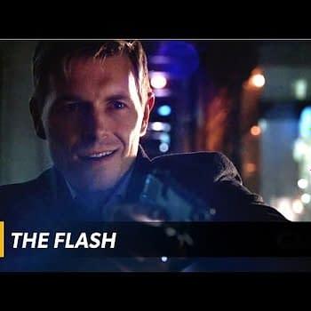 Flash Featurette Focuses On Possible Reverse Flash