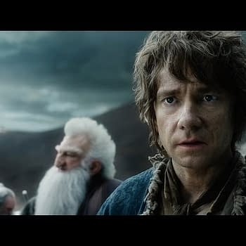 I Will Have War &#8212 The Hobbit: The Battle of the Five Armies Teaser Trailer