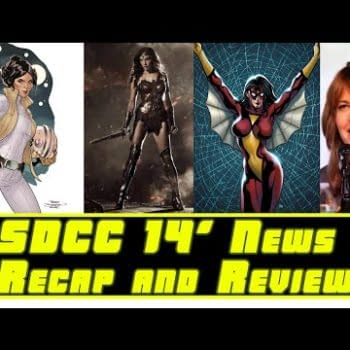 San Diego Comic Con '14 News Recap – Marvel, DC, Avengers 2, Star Wars, Guardians Of The Galaxy (VIDEO)