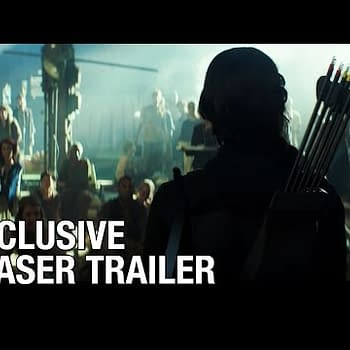 Teaser Trailer For The Hunger Games: Mockingjay Part I