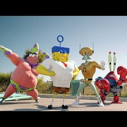 Spongebob Squarepants Live Action Movie Trailer