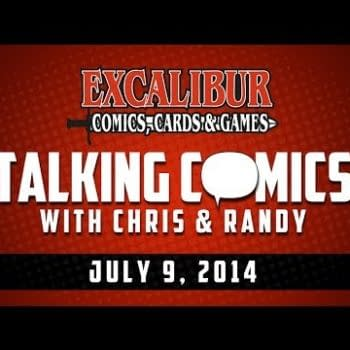 Talking Comics – Discussing This Week's Upcoming Titles From Grayson To Spread And United States Of Murder Inc.