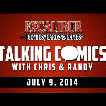Talking Comics &#8211 Discussing This Weeks Upcoming Titles From Grayson To Spread And United States Of Murder Inc.