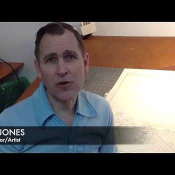 JG Jones To Create New Comic From Boom Studios With Someone&#8230