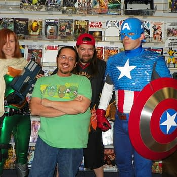 A Requiem for Hero Comics In Phoenix Arizona