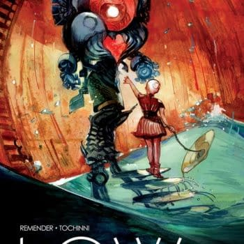 Talking New Image Book Low And The Futility of Existence With Rick Remender