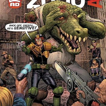 Preview This Week's 2000AD – Judge Dredd, Brass Sun, Tharg's 3Rillers, Future Shocks, Sinister Dexter