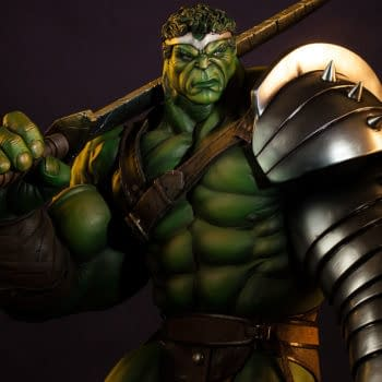 King Hulk – Newest Premium Format Figure From Sideshow Collectibles