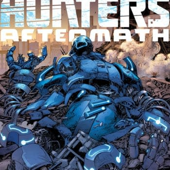 Armor Hunters: Aftermath To Hit In October And Set Up Valiant Universe Going Forward