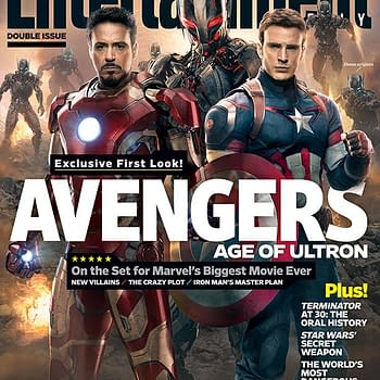 Avengers: Age Of Ultron Cast Chats During SDCC