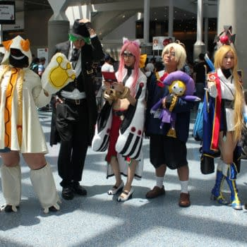 The Good, Bad, And Different At Anime Expo, Plus Photogallery