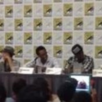 'Writing Is Power' – Sitting In The Black Panel At San Diego Comic Con (Update)