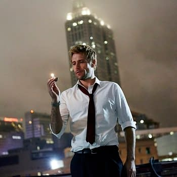 So About That New Constantine Pilot At San Diego Comic Con – With Brief Teases From David S. Goyer