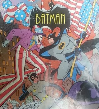 Happy Fourth of July From Batman And Me