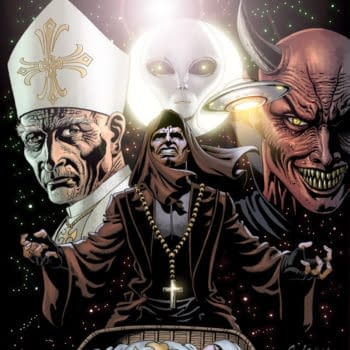 The Long Road Of CruZader: Agent Of The Vatican