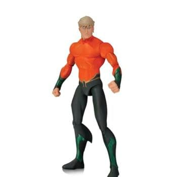 First Look At Justice League: Throne Of Atlantis Designs Through Toys