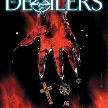 A Fast Paced Demonic Thriller In The First Issue Of The Devilers
