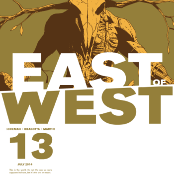 Image Watch – Jonathan Hickman On East of West: Year One And The World Cup