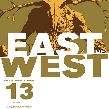 Image Watch &#8211 Jonathan Hickman On East of West: Year One And The World Cup