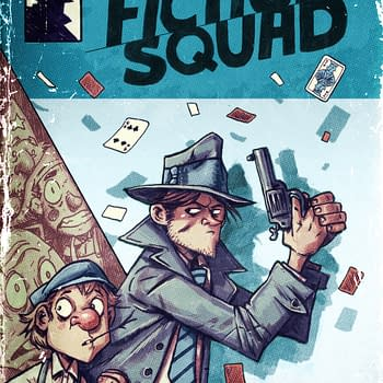 Its A Bit Scary And A Lot Daft &#8211 Paul Jenkins Takes Fiction Squad Into A Fablewood Crime World