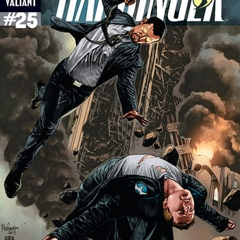 Double Shot Preview &#8211 Harbinger #25 and Unity #9