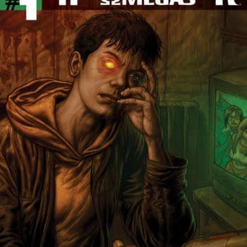 Preview Of Harbinger: Omegas #1 From Dysart And Sandoval