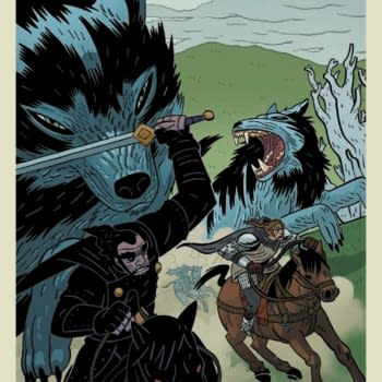 Traveling Circuses And Nomads – A Conversation With Andrew MacLean Of Head Lopper