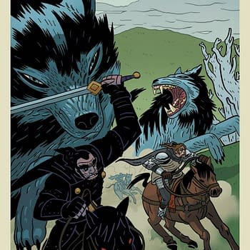 Traveling Circuses And Nomads &#8211 A Conversation With Andrew MacLean Of Head Lopper