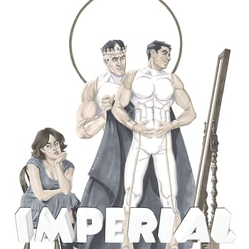 Comic Culture Bathes In Bromances &#8211 Steven T. Seagle Talks Imperial Plus Special Preview