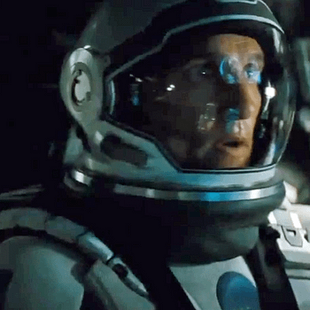 Comic-Con Trailer For Interstellar Released