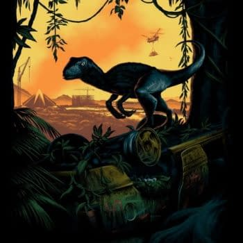 Comic-Con Exclusive Jurassic World Poster Teased By Movie Director