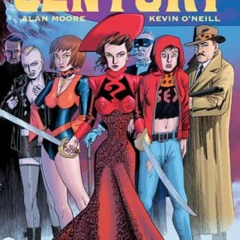 The League Of Extraordinary Gentlemen Vol. III: Century Makes All The Right Connections