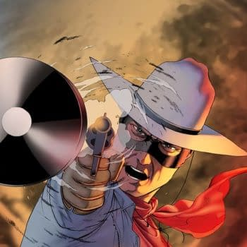 Justin Gray Saddles Up With Dynamite For A New Lone Ranger Series