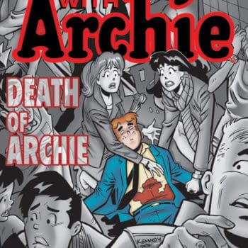 Prints Charming – Archie Reprinted Only To Die Again, As Well As Spider-Man 2099, Grayson, Ms Marvel, Harley Quinn, The Wicked + The Divine