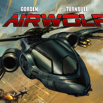 Lion Forge Comics Signs With IDW To Get Airwolf And Knight Rider Into Print ASAP