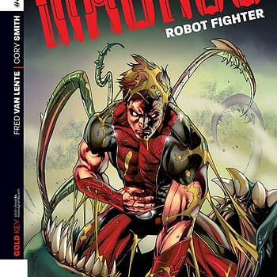 Free On Bleeding Cool &#8211 Magnus: Robot Fighter #4