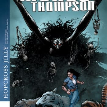 Exclusive First Look At Patricia Brigg's Mercy Thompson #1