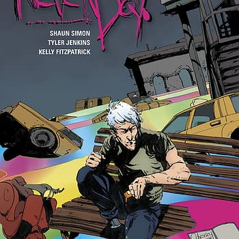 Dark Horse Reveals Shaun SimonTyler Jenkins Kelly Fitzpatrick On Neverboy For SDCC &#8211 Simon And Jenkins Talk Realities Run Wild