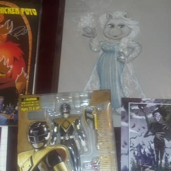 Swag San Diego Comic Con Edition &#8211 Day 2