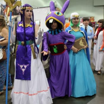 On The Biggest Day For Anime Expo Record Attendees Were Often Cosplayers, Plus Photogallery