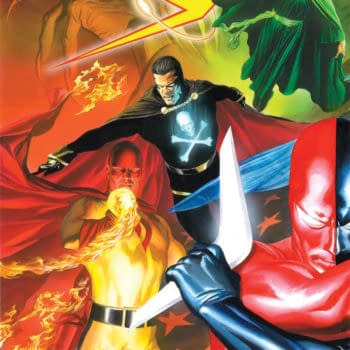 Free On Bleeding Cool – Project Superpowers #0