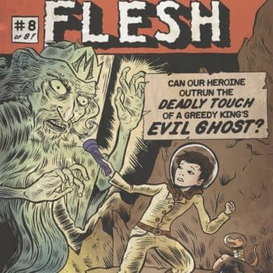 Speculation Corner: Variant Cover For Midas Flesh #8 About To Skyrocket (UPDATE)