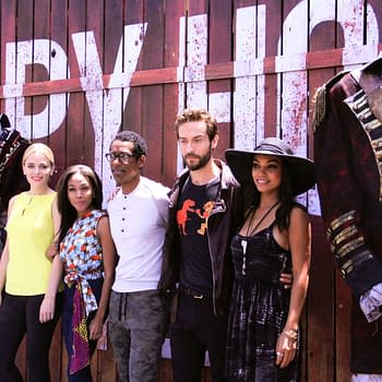 The Sleepy Hollow Experience At SDCC 2014