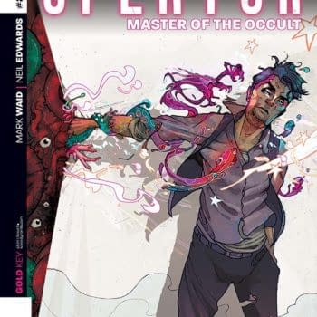 """""""You've Already Met The Big Bad. You Just Don't Know It Yet."""" – Mark Waid Talks Doctor Spektor"""