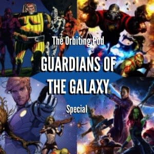 Orbiting Around Guardians Of The Galaxy With The Cosmic Catalog Of Comics