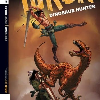 Turning The Gold Key – Review Of Turok, Magnus, Solar And Doctor Spektor