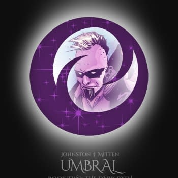Bleeding Cools Purple-tastic Teaser For Umbral Book 2 Starting This Week